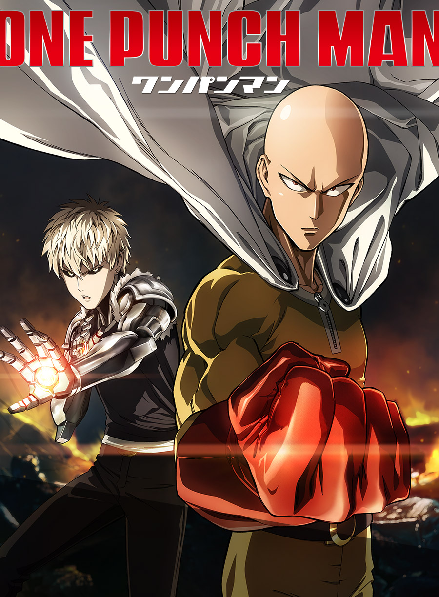 Аниме ТВ - Ванпанчмен / One Punch Man